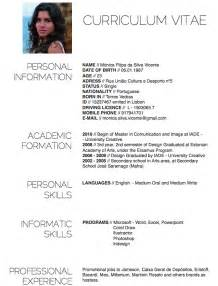How To Write A Curriculum Vitae by