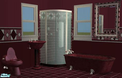 burgundy bathroom sets red1060 s red s burgundy bathroom set
