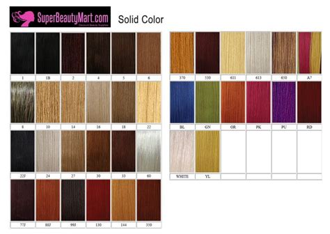 basic solid color chart solid color chart jpg 930 215 660 pixels hair color chart