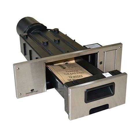 Under Cabinet Vacuum Sweepovac Svs1500 Undercabinet Kitchen Vacuum System Low