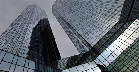 sede deutsche bank deutsche bank i rischi negli usa arrivano dallo stress