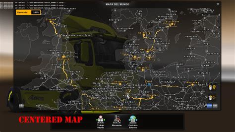 ets2 uk map promods rusmap correctmap 1 26 x map ets2 mod