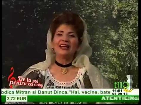 polina gheorghe of, of zac si iar zac (etno tv 2009