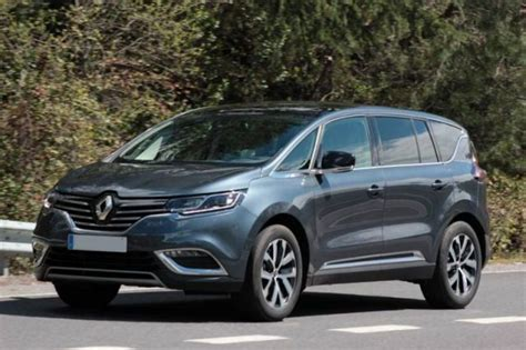 Renault Espace 2019 by 2019 Renault Espace Is The Fifth Generation Of The Popular