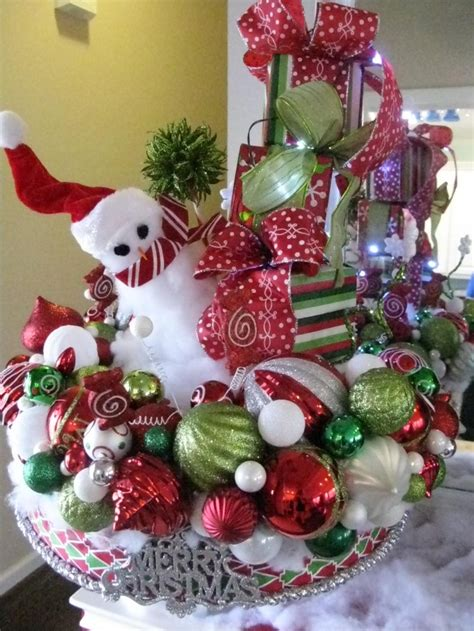 159 best images about christmas decorations on pinterest