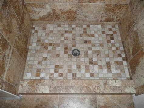 shower floor tile ideas decobizz