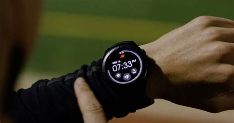 New Balance Runiq Android Wear 2 0 Smartwatch new balance runiq android wear smartwatch now on sale for 300