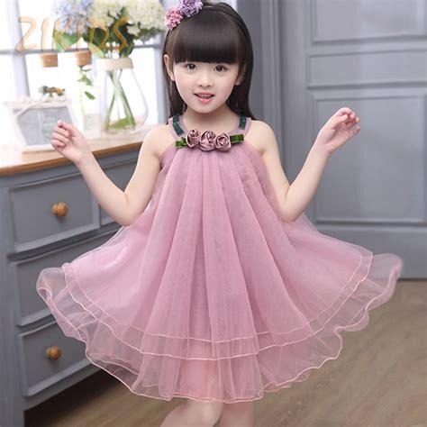 cute korean baby girl aliexpress com buy kids summer dresses for girls clothes