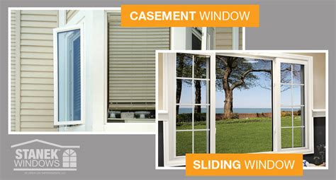 what is awning window casement vs sliding windows what s the difference
