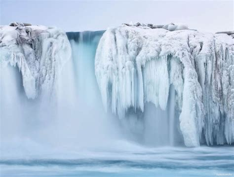 frozen waterfalls frozen waterfall and mist wallpapers and images