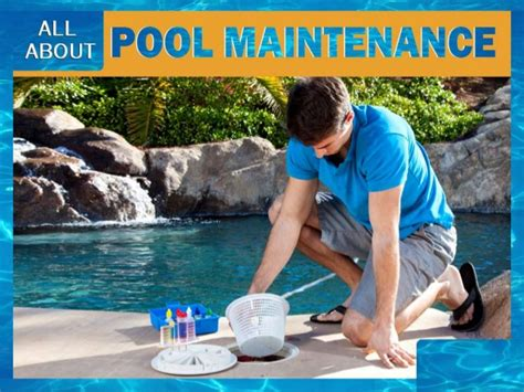 pool cleaning tips pool maintenance tips