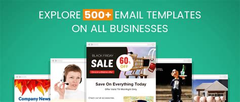 500 Free Html Email Newsletter Templates For 2018 Formget Email Marketing Templates 2018
