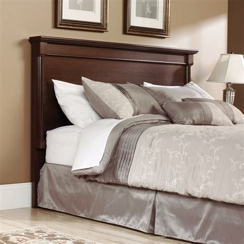 headboards for king beds palladia king headboard 417854 sauder