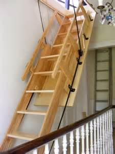Staircases And Banisters Loft Centre Windsor Electric Sliding Wooden Stairway