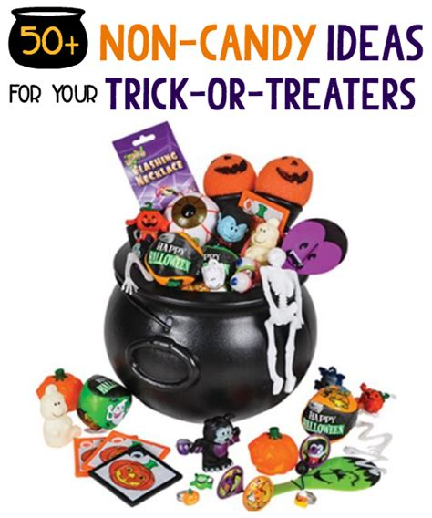 Halloween Sweepstakes - non candy halloween prizes double the batch