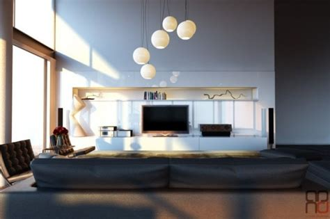 Living Room Pendant Lights Shaped Pendant Ls For Modern Living Room Decor With Black Leather Sofa Set And White Tv