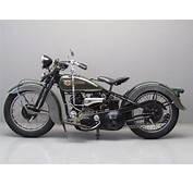 Harley Davidson 1936 VL 1200 Cc 2 Cyl Sv  Yesterdays