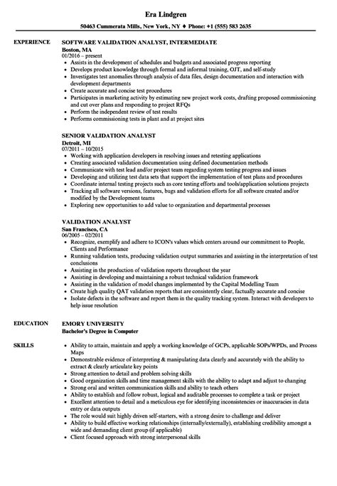 Validation Specialist Cover Letter by Validation Specialist Sle Resume Caregiver Cover Letter Sle