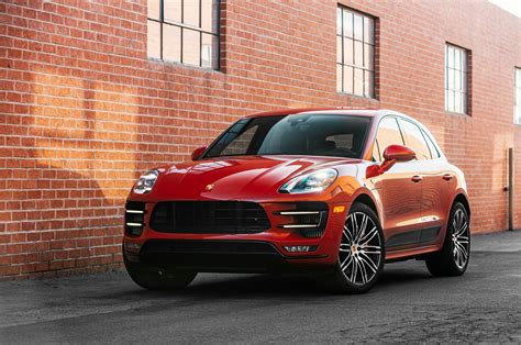 2017 porsche macan turbo 2017 porsche macan turbo with performance package first