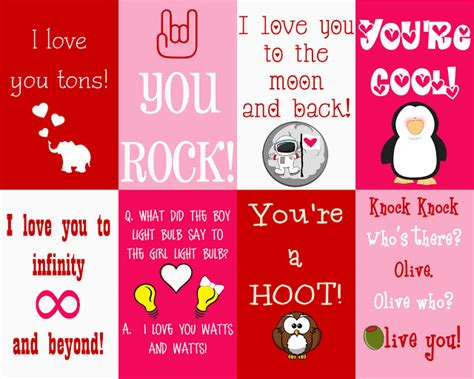 valentines day card messages 7 best images of printable s messages fortune