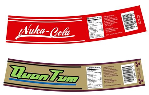 nuka cola cap template noka cola alternative labels by falloutturkey on deviantart