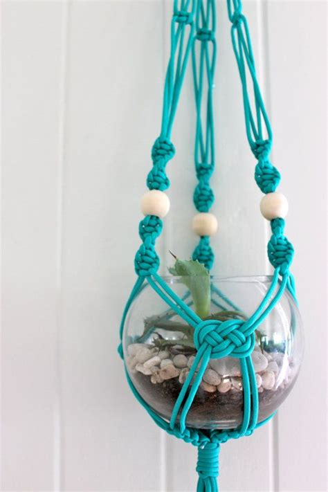 Step By Step Macrame Plant Hanger - 25 best ideas about macrame plant hangers on