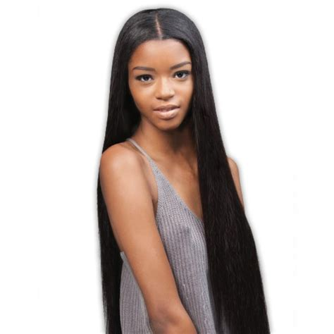 how to weave hair using wrappit styling strips outre simply perfect 7 weave brazilian natural straight