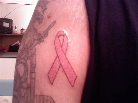 cancer symbol tattoo cancer ribbon tattoos designs ideas and meaning tattoos