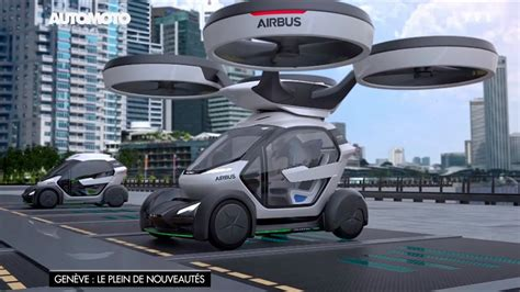 volante auto pop up la voiture volante d airbus zapping auto du 13