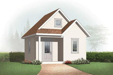 small house 3d plans specialty house plan 0 bedrms 0 baths 352 sq ft 126 1078