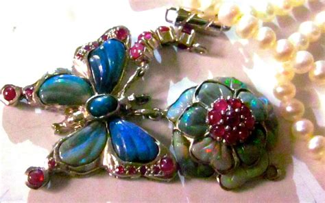 Handmade Opal Jewelry - opal rings from official government heritage site in