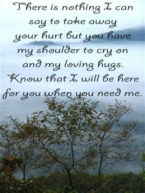 comforting words for grief comfort in difficult times quotes quotesgram