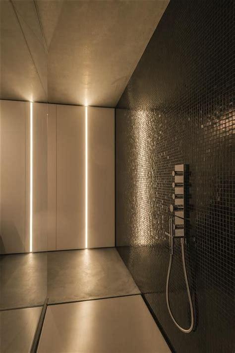 recessed profile system  tal   modern bathroom
