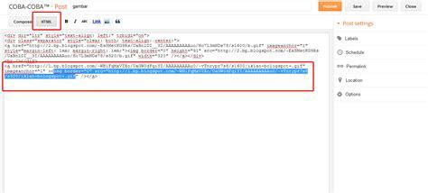 membuat iklan html coba coba membuat iklan blog