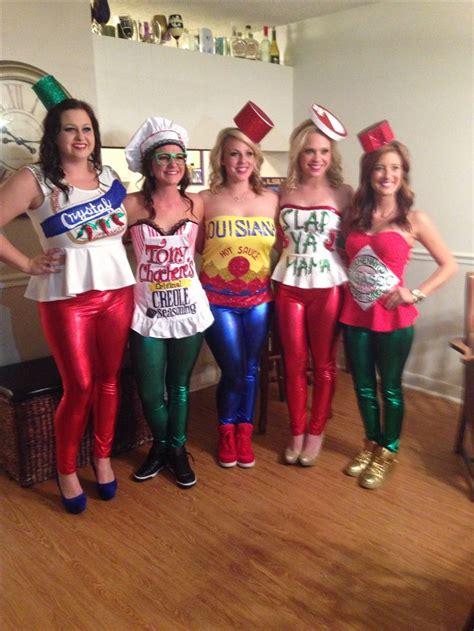 louisiana spice girls halloween group costumes