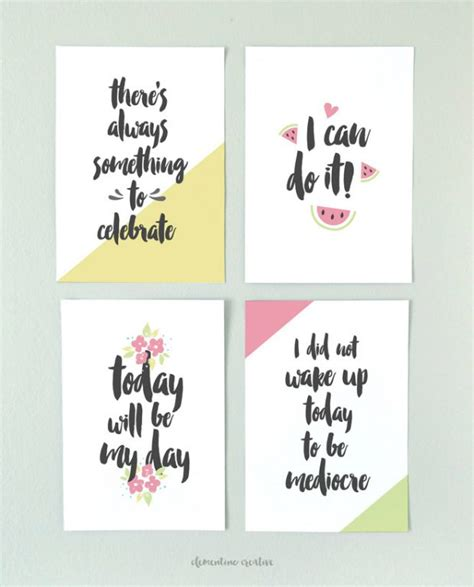 Inspirational Quote Wall Stickers wall art motivational quotes 15 creative diy ideas