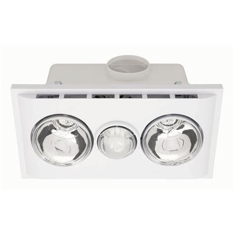 mercator uniglow led bathroom 3 mercator uniglow white bathroom heater and exhaust with