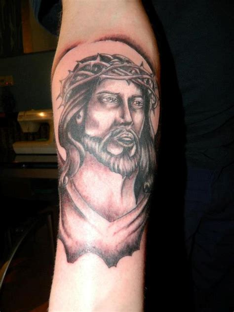 tattoo design jesus face christian tattoos page 2