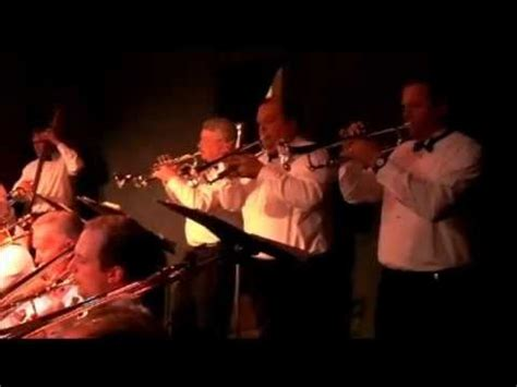 in the mood performed by the siskiyou big band youtube