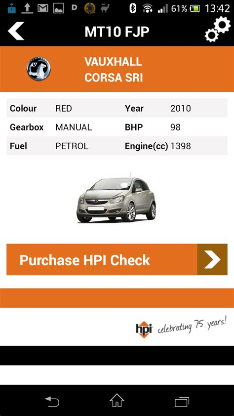 Hp I Iphone official hpi check available for iphone and android