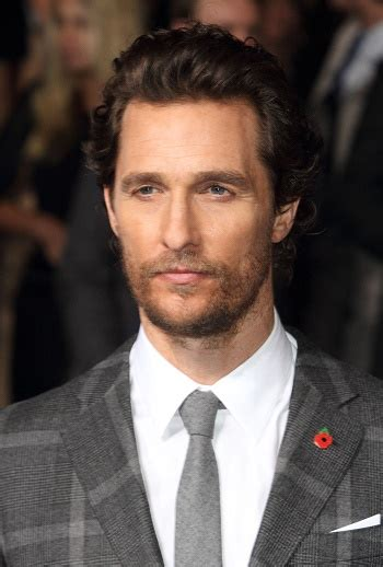Matthew Mcconaughey Hairstyle by Hair And Beard Styles Matthew Mcconaughey
