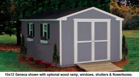 shed seneca  series gable sheds