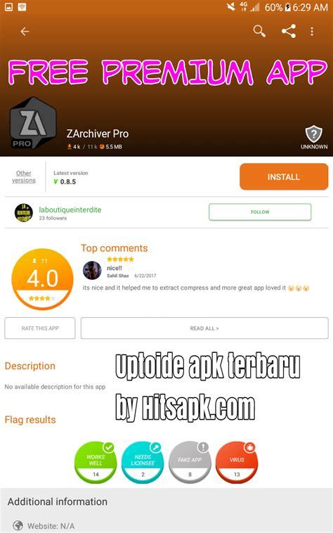 aptoide terbaru uptoide mod apk free all premium app game download game