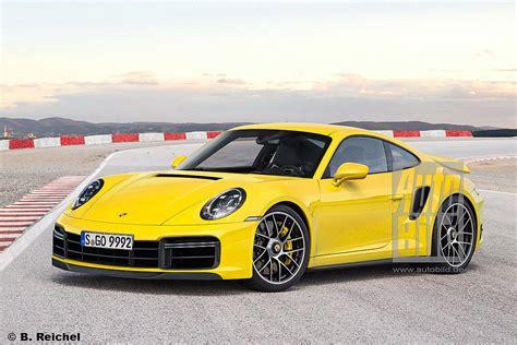 Porsche 911 Ps by Porsche 911 Turbo 2019 992 Ps Preis Turbo S Erlk 246 Nig