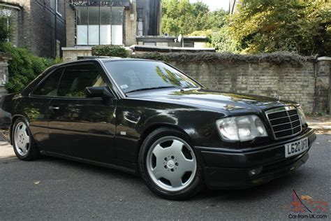 Mercedes W124 For Sale by Mercedes W124 Amg Coupe