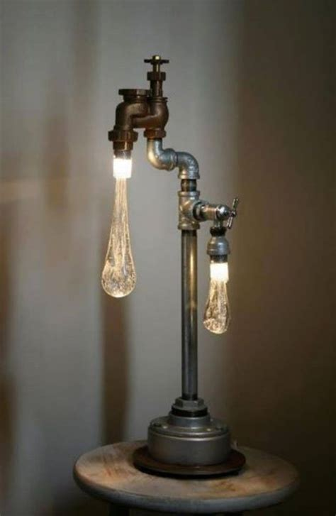 cool lighting fixtures 16 sculptural industrial diy pipe l design ideas able