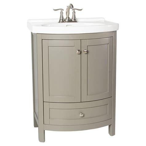 bathroom vanity standard sizes
