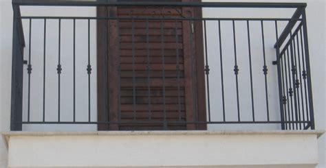 ringhiera balcone prezzi mobili lavelli prezzi ringhiere in ferro per balconi