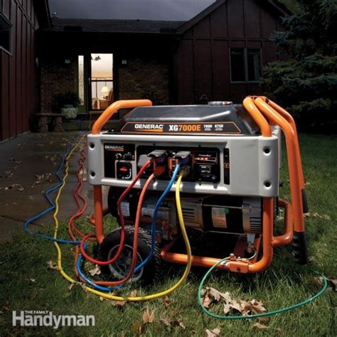 how to switch utilities when buying a house generator maintenance tips the family handyman