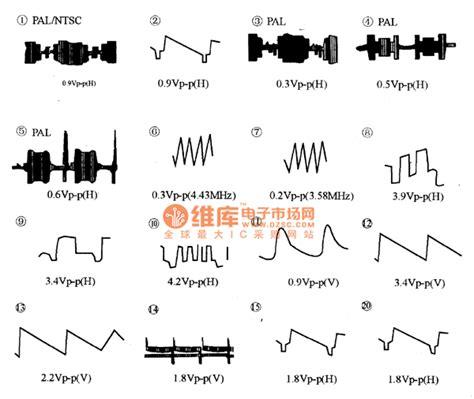integrator circuit signal signal integration circuit 28 images an33215s brightness signal processing integrated